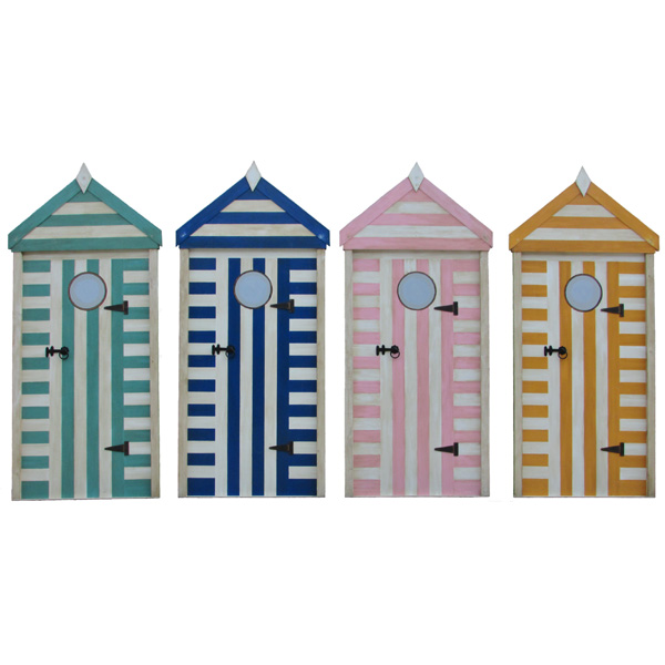 Beach Hut Frontages