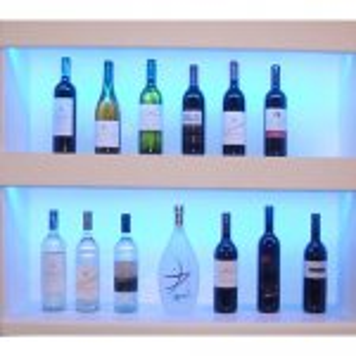 +BAR112 Bar Illuminated Optic Section Blue