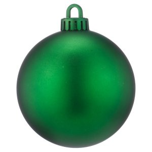 +CHR335XGR.M Green Bauble Matt