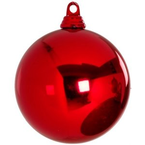 +CHR335XR.S Red Bauble SHiney