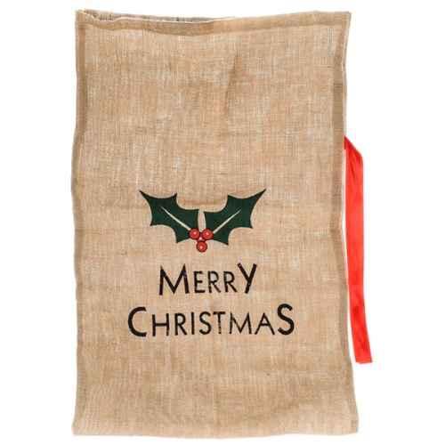 +CHR403 Merry Christmas Sack