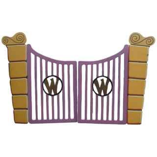 +CHO100 W gate Entrance