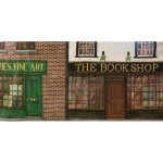 +CHR006 Shop- Fine Art- Bookshop No3