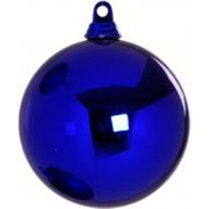 +CHR336B Blue Bauble