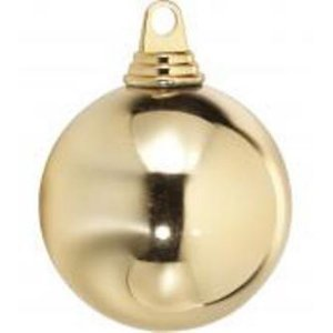 +CHR336G Gold Bauble
