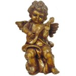 +CHR220 Angel with Guitar