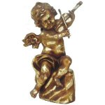 +CHR220D Angel with Violin