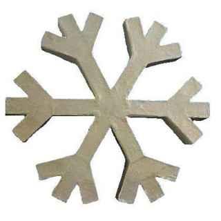 +CHR309 Large Snowflake 60cm