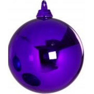 +CHR336P Purple Bauble