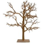 +CHR337G  Twig Tree in Gold 0