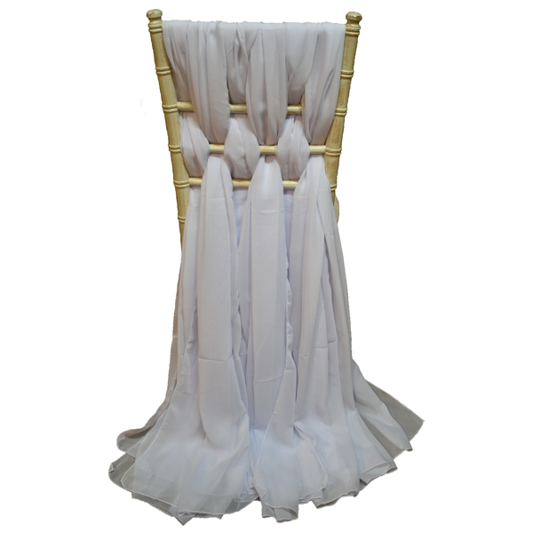 Chiffon Chair Sashes