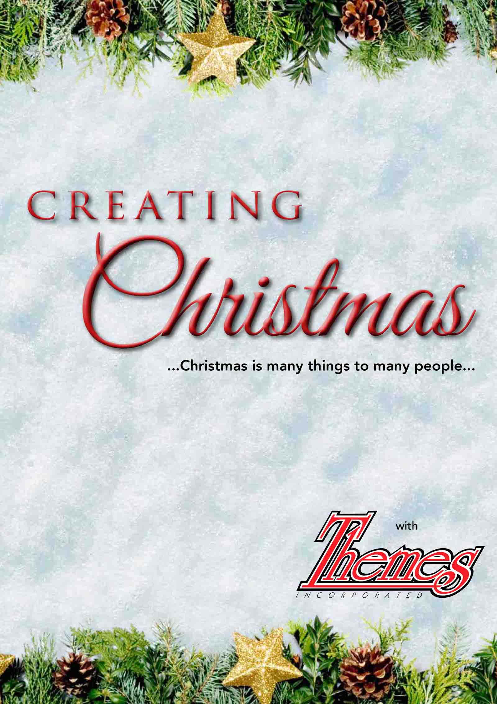 CELEBRATING CHRISTMAS