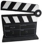 +HOL203 Giant Clapper Board