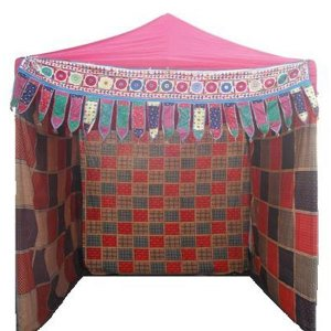+ARA201 Bedouin Tent without Decoration
