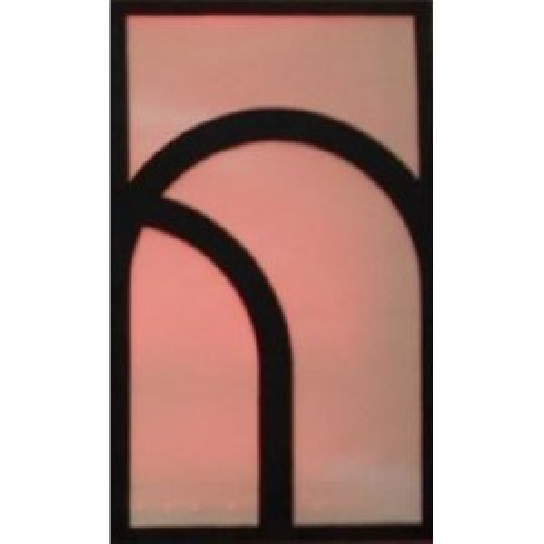 +ART130.3 Art Deco end Flats 2m x 1