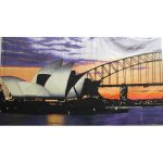 +AUS001 Backdrop 6mx3m Australia Sydney Opera House