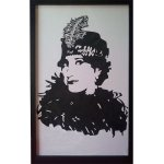 +B&W111 Flapper Girl 2