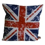 FUR658 Cushion Union Jack
