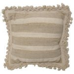 FUR652Cushion Ivory Colour