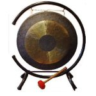 FUR825 3D Gong