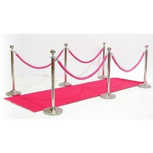 FUR800 Red Carpet and Posts