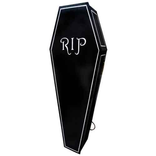 HAL219 Coffin 3D