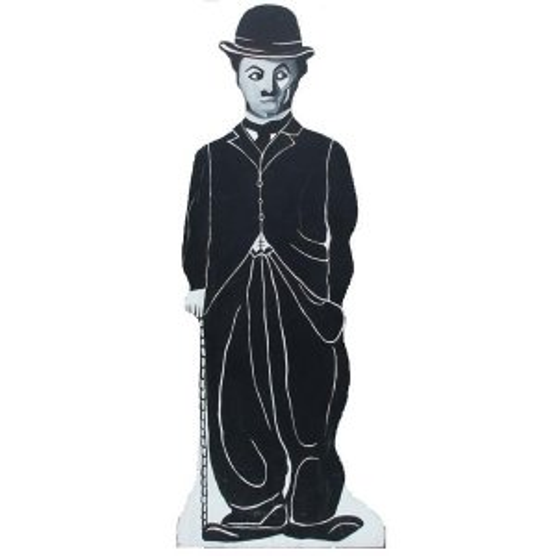 +HOL110 Charlie Chaplin Flat