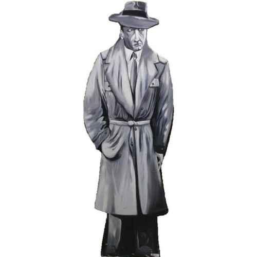 +HOL115 Humphrey Bogart Flat