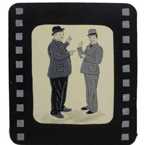+HOL107E Picture Still Laurel & Hardy