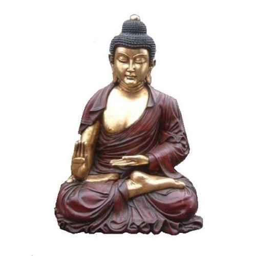 +IND210 Model 3D Sitting Buddha