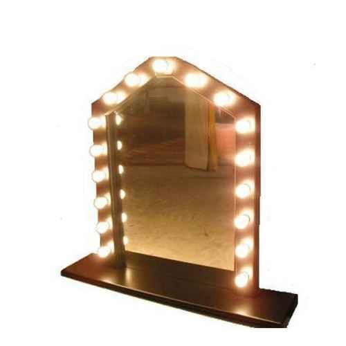 +HOL204D Dressing Room Mirror Illuminated