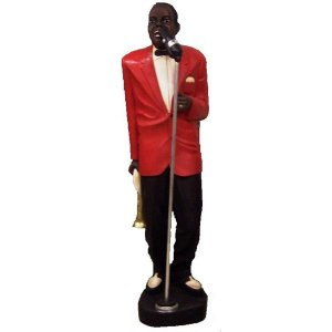 +HOL215 Model 3D Louis Armstrong