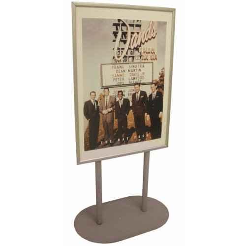 +HOL325N RAT PACK Sands Poster & Frame