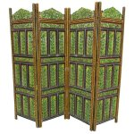 +IND218 Decorative Ornate Screen 2.0m x 2.4m