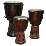 +JUN213 & 213B  Djembe Drum