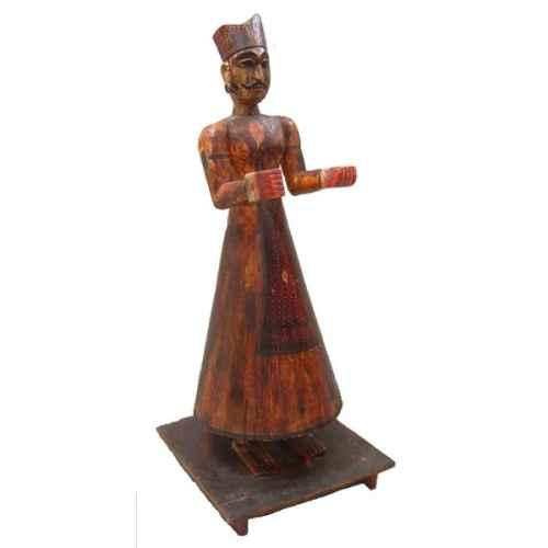 +IND221 Mharajah Carved Model
