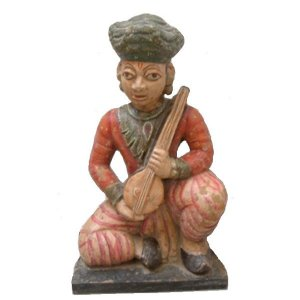 +IND220A Carved Musician 2