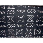 +JUN032A Mud Cloth 175cmx128cm