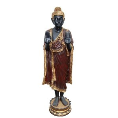 +IND213A Model 3D Standing Buddha