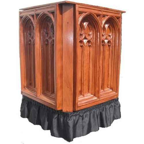 +LON220 Church Pulpit