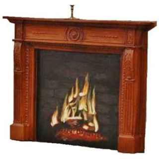 +LON214 Fireplace