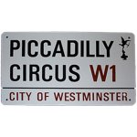 +LON305 Picadilly Circus Plaque