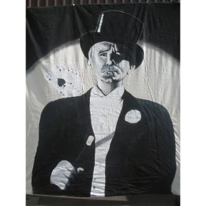 +MAG001R Magician Right Backdrop 3m x 3m