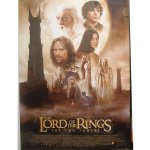 +LOR312 Lord of the Rings (The Two Towers) Poster