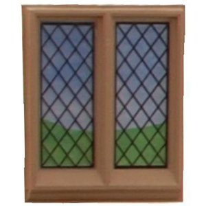 +LON216 Sandstone Window Effect
