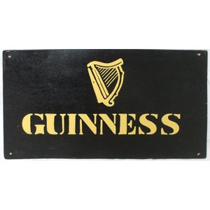 +LON309A Guiness Sign