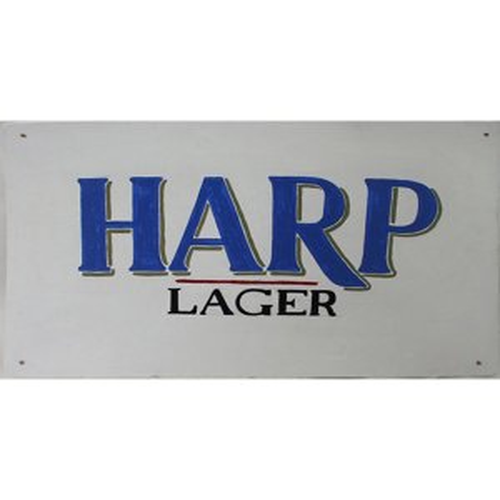 +LON309B Harp Sign