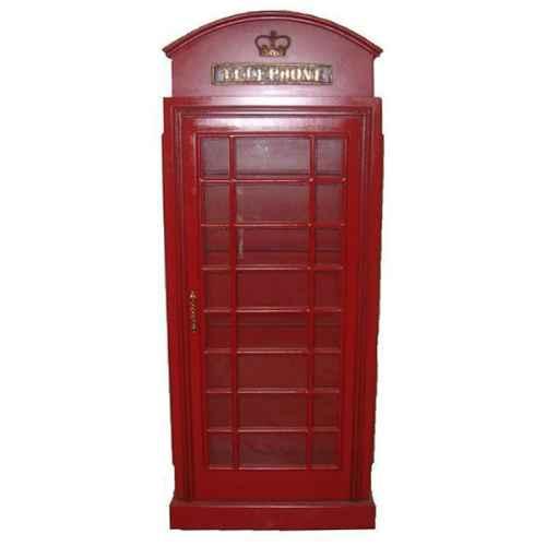 +LON205 Telephone Box 3D Model