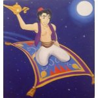 +PAN104 Aladdin Flat
