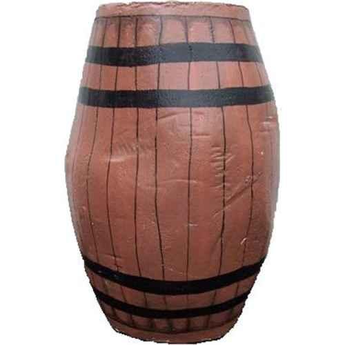 +MED308 Large Barrel 38 gallon (resin)
